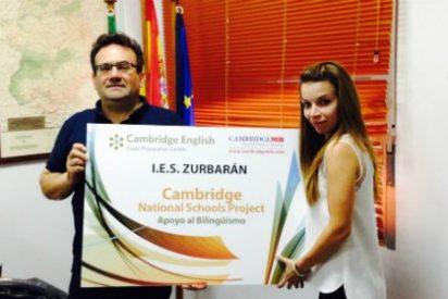 IES Zurbarán de Navalmoral de la Mata, primer instituto Centro Preparador de los exámenes de Cambridge