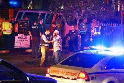 Primer oficio en la iglesia de Charleston tras la matanza