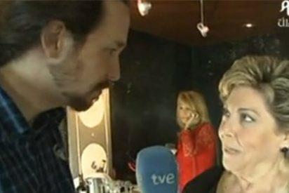 """'Amigas y conocidas' tras hablar con Pablo Iglesias: """"¿Huele bien?"""""""