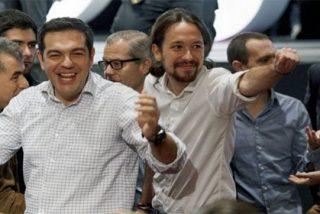 Las 5 ideas de brocha gorda que sueltan Podemos y sus fans sobre el desastre de Syriza en Grecia