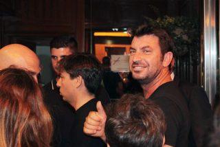 Numerosos rostros conocidos no quisieron perderse el concierto de AC/DC en Madrid