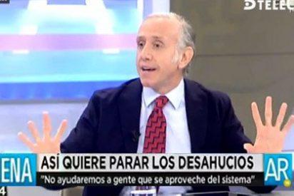 """Eduardo Inda: """"Casi toda la clase periodística está del lado de Podemos"""""""