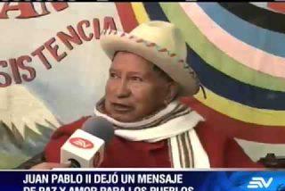 Los grandes olvidados en la visita del Papa a Ecuador