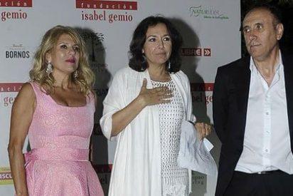 Los famosos sacan su lado solidario en la Fundación de Isabel Gemio