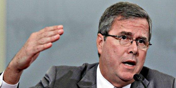 Otro Bush, esta vez de nombre Jeb e hispanoparlante, afirma estár listo para 'tomar el mando' de EEUU