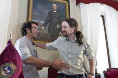 Al anarquista idolatrado por Podemos le iba el terrorismo más que a un alcalde la vara