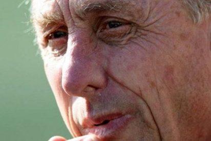 "Johan Cruyff: ""A uno que pita el himno le falta un tornillo, dan pena"""