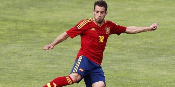 El United vuelve a tentar a un internacional español del Barcelona