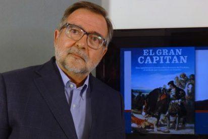 """José Calvo Poyato: """"Soy un historiador que se divierte escribiendo novelas"""""""