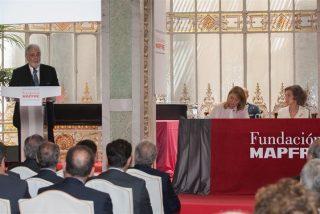 La Reina Sofía preside los Premios Sociales de la Fundación Mapfre