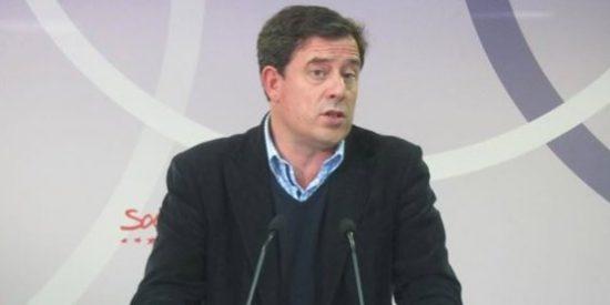 """Besteiro cree que """"creció la indignación"""" en donde """"más poder"""" tuvo el PP"""