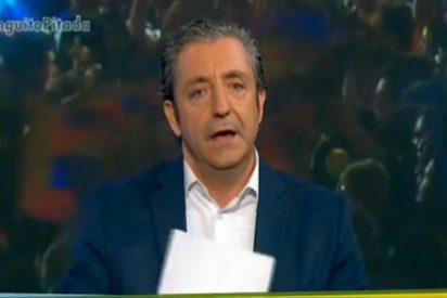 """Pedrerol deja para el arrastre a Del Bosque: """"Cuando fracasas y sigues agarrado a tu 'amigo' Villar, quedar bien ya no cuela"""""""