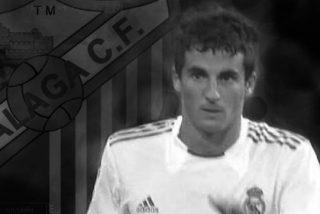 El Málaga ficha al ex lateral izquierdo del Real Madrid