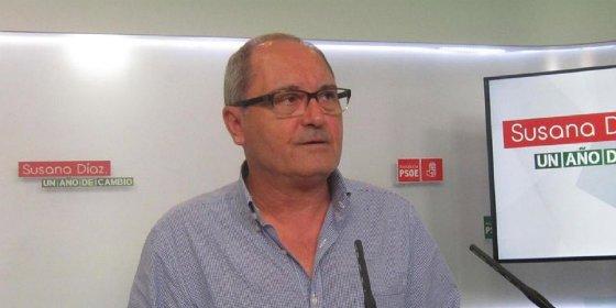 Juan Cornejo no descarta que el PSOE se vote a sí mismo en Cádiz
