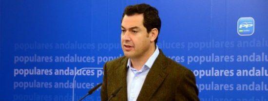 """Moreno no ve al nuevo Gobierno andaluz como """"el de los mejores"""""""