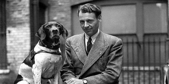 La increíble historia de la perra que salvó la vida de prisioneros británicos en la II Guerra Mundial