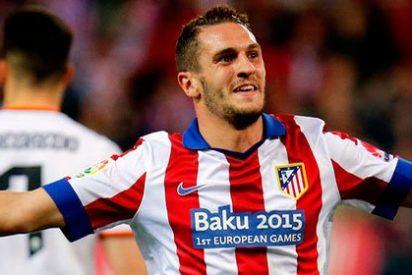 Sólo dos jugadores son intransferibles en el Atlético