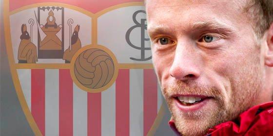 Será presentado como nuevo jugador del Sevilla