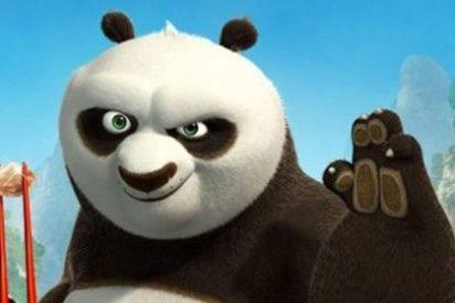 Florentino Fernández y Jack Black ponen la voz al protagonista de 'Kung Fu Panda 3'