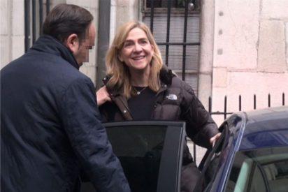 Roca contra Castro, todo por su defendida la Infanta Cristina...