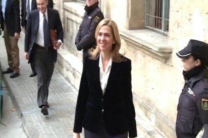 La Infanta Cristina tendrá que estar presente en la vista