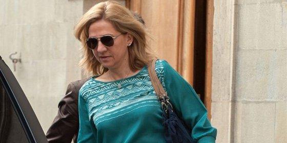La Infanta presenta un recurso de apelación contra el auto que desestimaba la rebaja de su fianza
