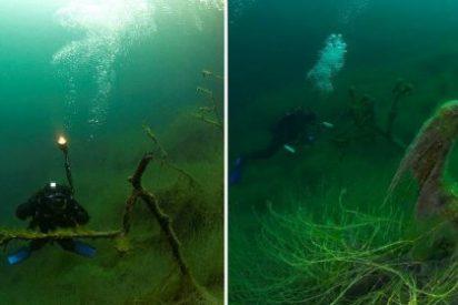 [Vídeo] El misterioso lago ruso que no tiene fondo es toda una pesadilla