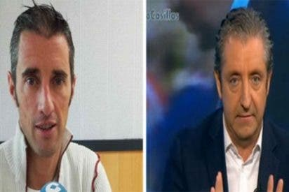 """Joseba Larrañaga le lleva la contraria a Josep Pedrerol: """"El Valencia ha tratado de fichar a Casillas"""""""
