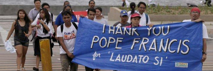 Cáritas y Manos Unidas, entusiasmadas con la encíclica de Francisco