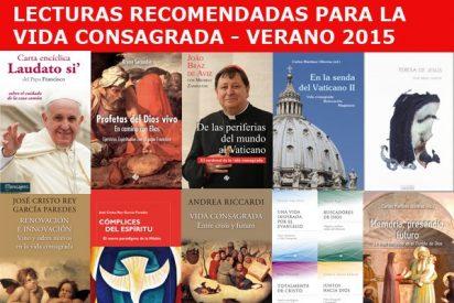 Laudato Si, estrella de las lecturas recomendadas para la vida religiosa este verano