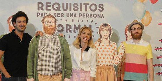 Leticia Dolera se estrena con 'Requisitos para ser una persona normal'