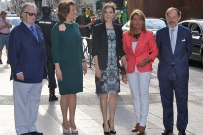 La Reina Letizia preside el I Encuentro empresarial de la Asociación Española Contra el Cáncer