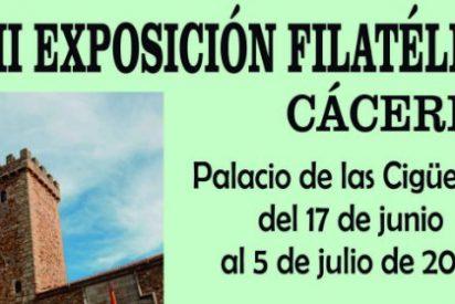 """El Palacio de Las Cigüeñas de Cáceres acoge la exposición """"Los Ejércitos y la Filatelia"""""""