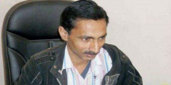 El periodista quemado vivo ante su mujer por denunciar a un político corrupto