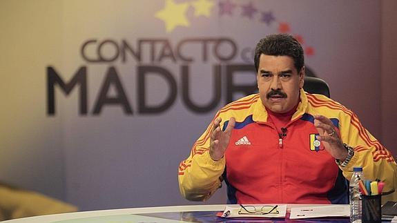 """La """"doctrina Bergoglio"""" también es válida para la Venezuela de Maduro"""