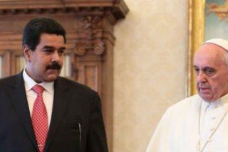 """Maduro cancela su audiencia con el Papa por una """"otitis fuerte"""""""