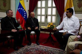 """Monseñor Lückert: """"Francisco quiere ayudar a Venezuela, pero el Gobierno no quiere escuchar a nadie"""""""