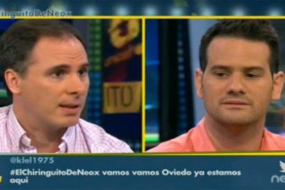 """Manu Sainz, a Quim Domènech por justificar el 'sombrerito' de Neymar: """"Esas payasadas Messi no las hace"""""""