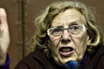 """La 'podemita' Manuela Carmena dice que el pacto con el PSOE para hacerla alcaldesa de Madrid está """"al 99%"""""""