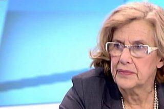 """Así mintió Manuela Carmena en campaña: """"No tengo vinculación con Podemos"""""""