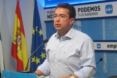 """Manzano, secretario general del PP de Extremadura: """"El PP no se quedará cruzado de brazos"""""""