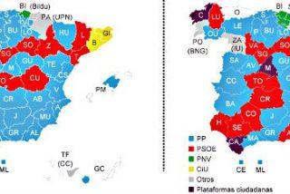 """El PP al PSOE: """"Sectario, excluyente, mezquino, indigno, triste sombra de sí mismo..."""""""
