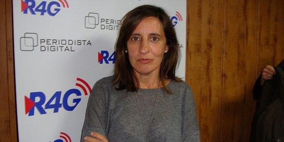 """Marta Gómez Montero: """"La presión del PSOE a Ciudadanos es brutal, pero Rivera inclinará la balanza a favor de Cifuentes"""""""