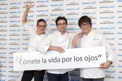 Jordi Cruz, Pepe Rodríguez y Samantha Vallejo-Nágera muestran su lado más desenfadado