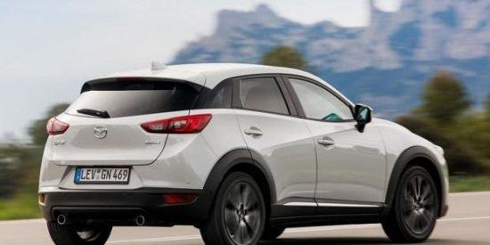 Mazda CX-3, una apuesta segura y bien pensada