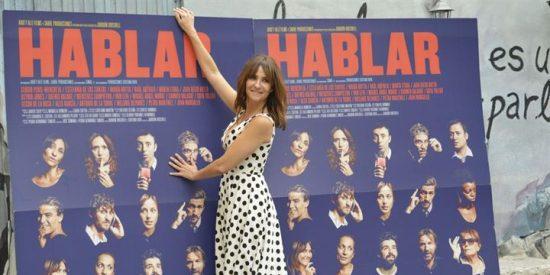 """Melani Olivares: """"Antes tenía más impulso, ahora intento dialogar mucho más"""""""