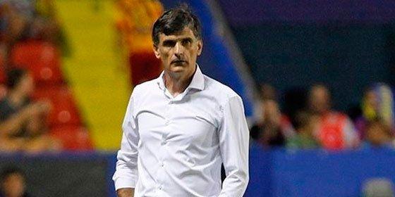 Cerca de ser el nuevo técnico del Eibar