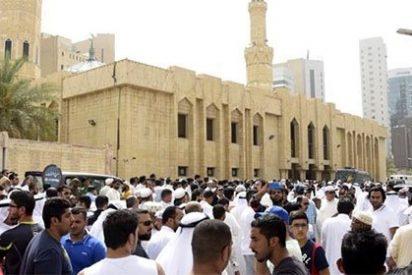 25 muertos y más de 200 heridos en un atentado contra una mezquita chií de Kuwait