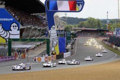 Los neumáticos y las 24 Horas de Le Mans más vertiginosas