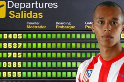 Viaja a Milán para firmar con su nuevo equipo